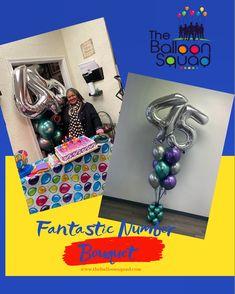 Chrome balloon boquet. Balloon Bouquet Delivery, Birthday Bouquet, Boquet, Balloons, Chrome, Decor, Globes, Decoration, Balloon