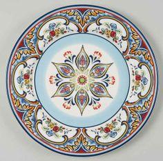 Zanzibar Ceramic Plate