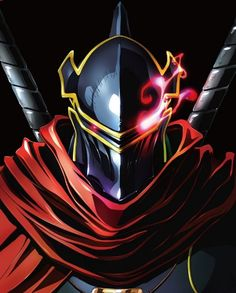 Overlord The Dark Warrior Cover