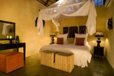 Luxury safari on the Balule Game Reserve Game Lodge, Resorts, Game Reserve, Safari, Bed, Furniture, Home Decor, Comfy Bed, Luxury