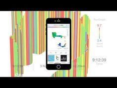 RunGraph - Running graphic generator (English) - YouTube