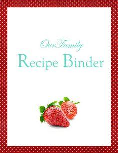 Week #3 Challenge (Recipe Binder) |