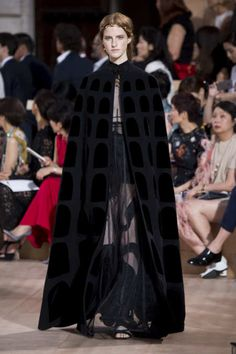 Valentino At Couture Week 2015