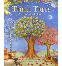 Craciun - The Three Trees: A Traditional Folktale
