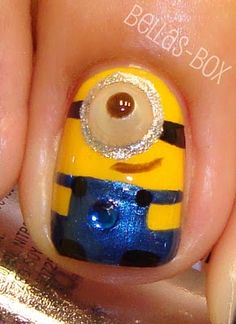 Nail minion - @Lew what do you think?