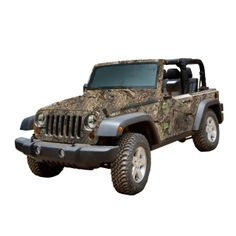 The Big Red Neck Trading Post - 2 Door Jeep Full Vehicle Camouflage Kit, $569.99 (http://www.thebigrednecktradingpost.com/products/2-door-jeep-full-vehicle-camouflage-kit.html)