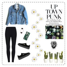 """""""Untitled #26"""" by cilka-nedbalova on Polyvore featuring Calvin Klein Jeans, Puma and Daniel Wellington"""