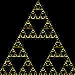 fractals in africa | Fractals in C#: Sierpinksi triangles and squares - Smoky Cogs