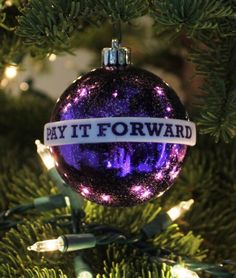 """""""THE 12 GIFTS OF CHRISTMAS!"""" An inspiring Pay It Forward Christmas project that is simple enough for everyone to do!! Check it out!"""