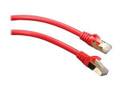 Rosewill RCNC-11048 100 ft. Cat 7 Red Shielded Twisted Pair (S/STP) Networking Cable by Rosewill. $24.99. Model    Brand: Rosewill    Model: RCNC-11048    Type: Twisted Pair (S/STP)Spec    Cat: 7    Length: 100 ft.    Color: Red    Shielded: Screened ShieldedFeatures    Features: Backward compatible with Cat 5e / Cat 6 / Cat 6a Ethernet CableScreened Shielded Twisted Pair (S/STP) Cable Shielding offers the best protection from Exte...