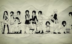 Back to School Specials- Ten Female Anime & Manga Characters You Want To Be Desk Mates With