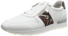Shop the latest collection of Gabor Women's Low-Top Sneakers, Red (Weiss/Rubin from the popular stores - all in one Women's Low Top Sneakers, Sneakers Mode, Wedge Sneakers, Adidas Sneakers, Shoes Sneakers, Gabor Shoes, Womens Fashion Sneakers, Fashion Women, Keds