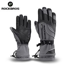 Save Major $$ this #NewYear #2018 at SaveMajor.com - ROCKBROS Waterpro... #savemajor http://savemajor.com/products/rockbros-waterproof-ski-gloves-30-degree-windproof-winter-snowmobile-snowboard-snow-men-women-sports-thermal-skiing-gloves?utm_campaign=social_autopilot&utm_source=pin&utm_medium=pin