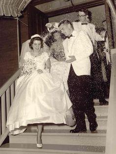 John y Wendy ya han celebrado más de 50 años de estar felizmente casados.