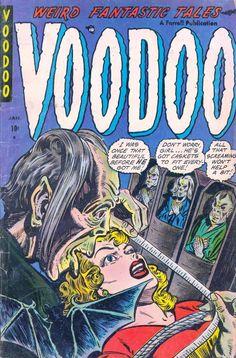 Digital Comic Museum Comic Viewer: Voodoo 013 (1954) - Voodoo 013 (1954)/scan0001.jpg