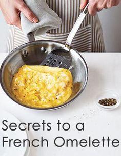 French Omelette Secrets
