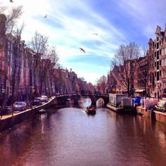 Venice of the north… #Amsterdam (at De Haven Van Texel) ►  | #Instamooiness #Mooiness