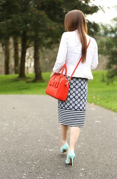 Modest doesn't mean frumpy #DressingWithDignity