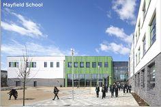 SHORTLIST - Ramboll- Mayfield School.