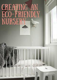 Greening the Nursery: Creating an Eco-friendly Baby's Room