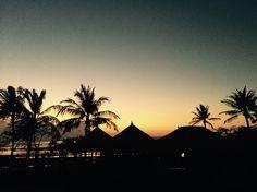 Sunrise Nusa Dua - Bali 2015