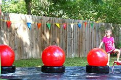 Wipeout Tween Party Inspiration