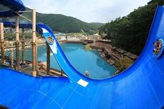 Awesome water slides just in time for summer Photos) Vacation Places, Dream Vacations, Vacation Spots, Wild Water Park, Water Parks, Cool Water Slides, Water Park Rides, Cool Pools, Awesome Pools
