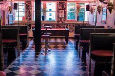 City Cafe Edinburgh