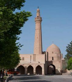 Jame Mosque ( Nain )