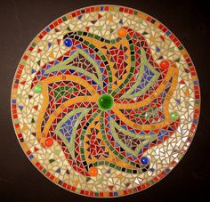 Mandala by Bricolore (Bri), via Flickr