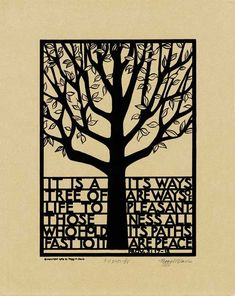 incorporating text w/ tree