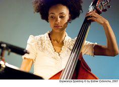 Esther Cidoncha - Jazz Photographer - Fotografías de Jazz: Esperanza Spalding