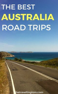 The best Australia road trips. If you want to know the best destinations in Australia to travel to by car, this is the post for you. Whether it's the East Coast or West Coast, you will get a dose of wanderlust! Find out the best road trips in Australia now!  Australian road trips | Australian drives | driving in Australia | Australian driving routes | routes in Australia | Australia travel | visit Australia #australia #roadtrips #roadtripsinaustralia