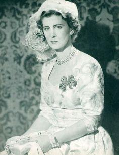 Her Royal Highness The Princess Marina, Duchess of Kent (née Princess Marina of Greece and Denmark).