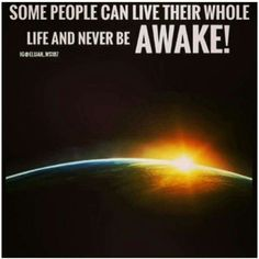 AND SOME AWAKEN
