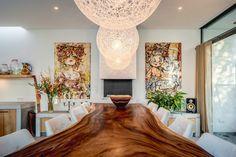 Villa W - Francois Hannes Eindhoven, Villa Design, House Design, Design Design, Conception Villa, Luxury Interior, Interior Design, Cozy Kitchen, Art Of Living
