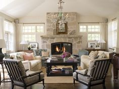 caroline edwards, inc. I wouldn't change anything in this space...it's perfect!
