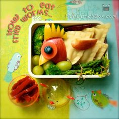 Bento box chicken ~