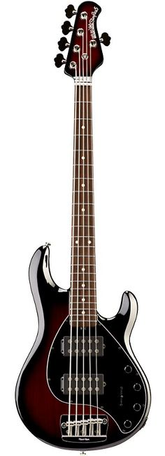 Ernie Ball Music Man Stingray 5 HH Neck Through