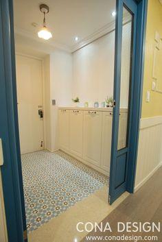 Apartment Plans, Apartment Interior, Room Interior, Modern Interior, Home Interior Design, Exterior Design, Interior And Exterior, Interior Decorating, Entrance Design