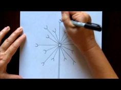 Flower Drawings Tutorial How to Draw a Dandelion Easy Free Drawing Tutorial for Beginners - Drawing Lessons, Drawing Techniques, Art Lessons, Drawing Tips, Painting & Drawing, Dandelion Drawing, Dandelion Art, Drawing Tutorials For Beginners, Art Tutorials