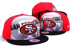 b62914ec4d756 NFL San Francisco 49ers Snapback Hat (57)