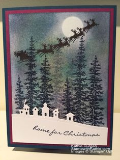 Stampin' Up! Merry Christmas!