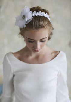 Indescribable Joy Headband   Modern Vintage Headpieces   Modern Vintage Accessories   Modern Vintage Bridal