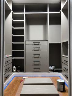 DIY Closet with ikea dresser Ikea Closet Hack, Closet Redo, Closet Hacks, Build A Closet, Walk In Closet, Closet Organization, Organizing, Master Closet Design, Master Bedroom Closet