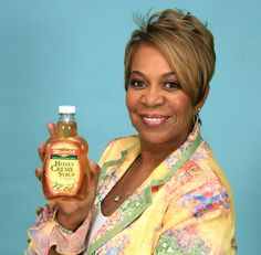 Soror Michele Hoskins owner of Michele's Syrups- Chicago's Only African American Owned Syrup Company