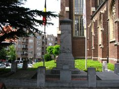 War Monument Lanaken