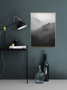 Black Forest, posters in the group Posters & Prints / Sizes / 70x100cm | 27,6x39,4 at Desenio AB (8540)
