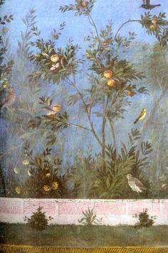 Fresque villa Livia