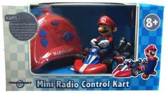 Amazon.com: Nintendo Radio Control Kart - Mario Only: Toys & Games